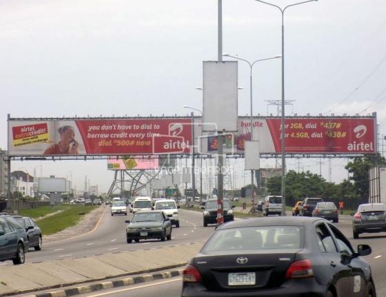 Gantry – Lekki Roundabout, Lagos