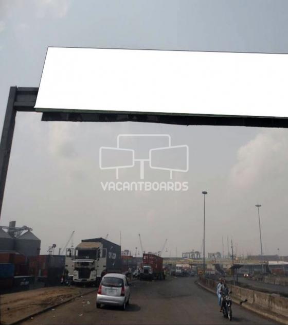 Gantry – Liverpool Bridge, Lagos
