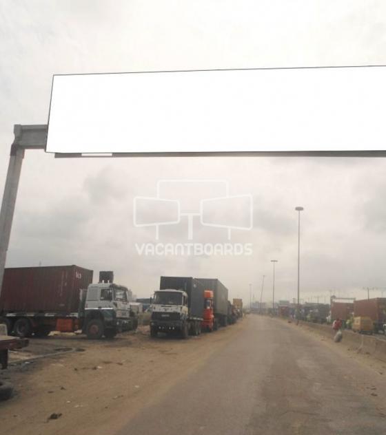 Gantry – Tincan Gate, Lagos