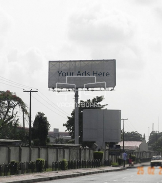Landscape Unipole – Bank Anthony Way, Lagos