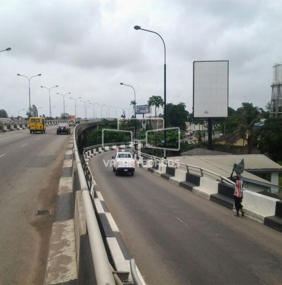 Portrait Unipole – Third Mainland Bridge, Lagos