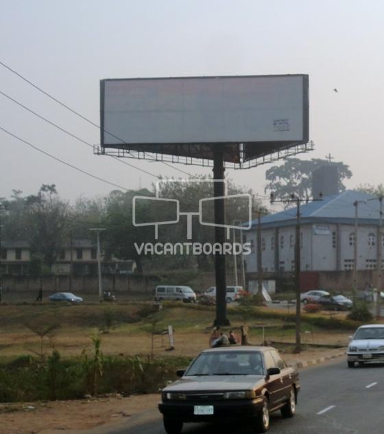 3 Faced Unipole – Queen Elizabeth Road, Mokola, Ibadan