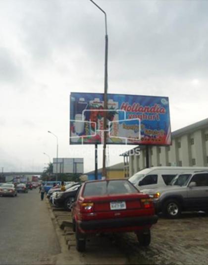 48 Sheet Billboard - Abacha Road Portharcourt, Rivers
