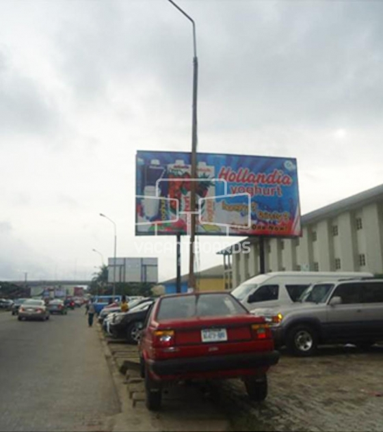 48 Sheet Billboard – Abacha Road Portharcourt, Rivers