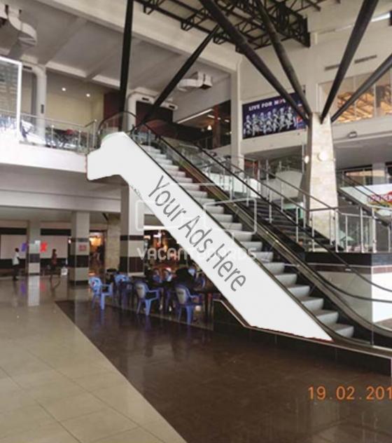 Escalator Wrap – The Palms enugu