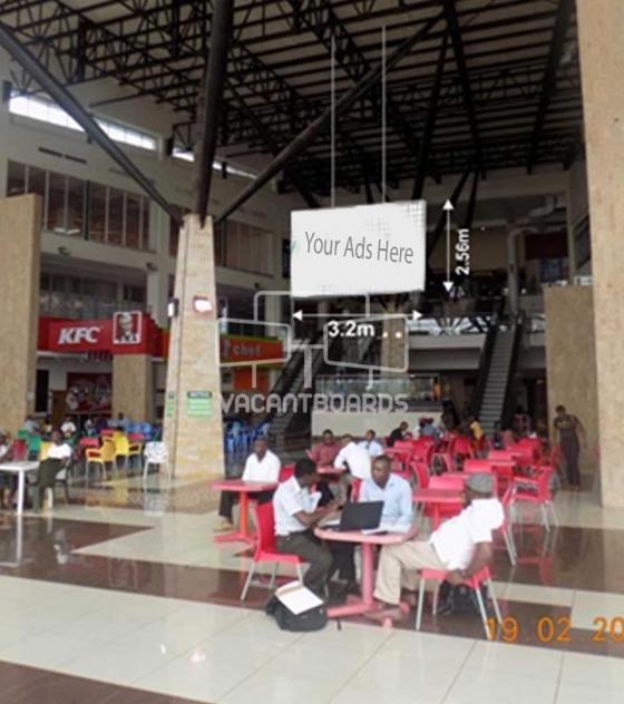 LED Billboard – The Palms, Enugu