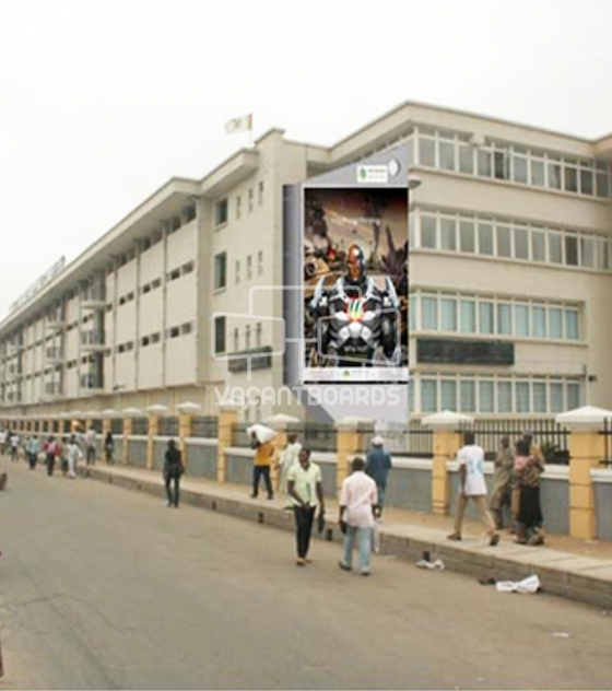 Portrait Unipole – TSC, Lagos