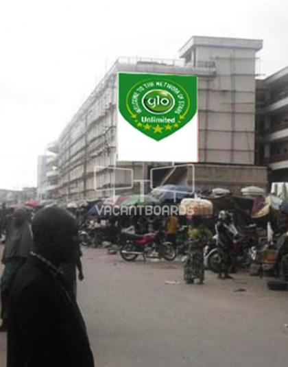 Wall Drape - TSC, Lagos
