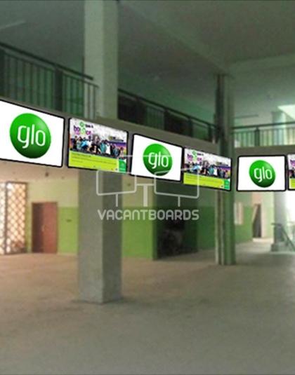 Digital Screen - TSC, Lagos