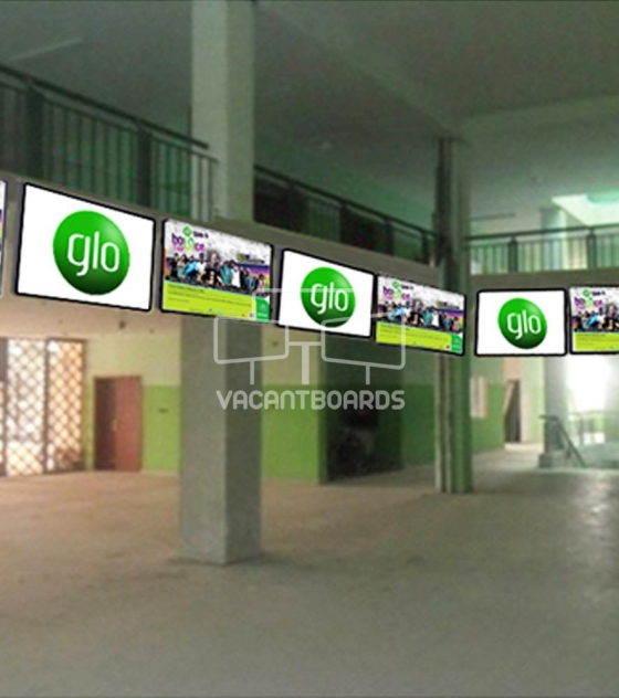 Digital Screen – TSC, Lagos