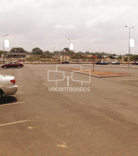Lamp Post – The Palms, Enugu