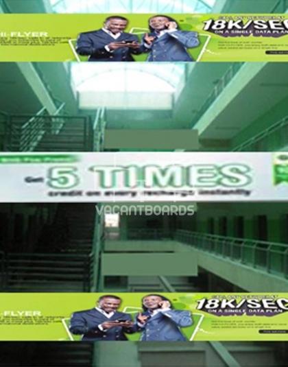 Wall Panel - TSC, Lagos