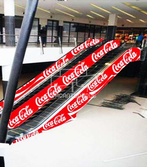 Escalator Wrap – The Palms Mall, Oyo