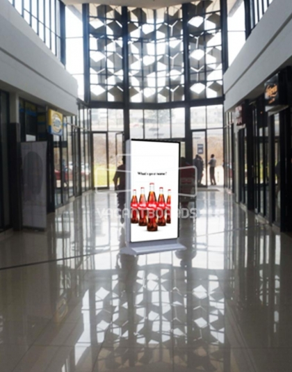Digital Screens - The Palms Mall, Oyo