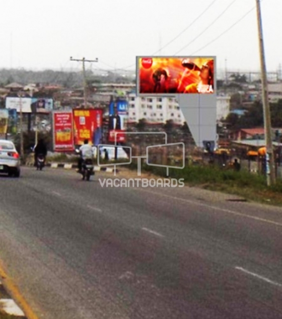 LED Billboard – Ring Road Ibadan, Oyo