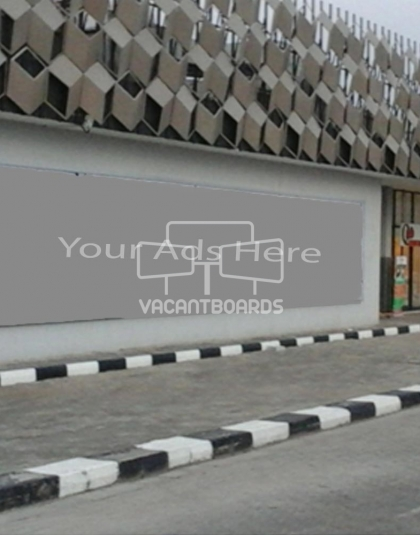 Wall Panel - Entrance A and B, Oyo