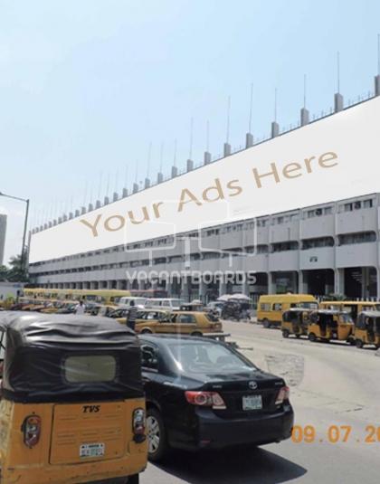 Wall Drape - TBS Obalende, Lagos