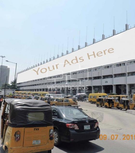 Wall Drape – TBS Obalende, Lagos