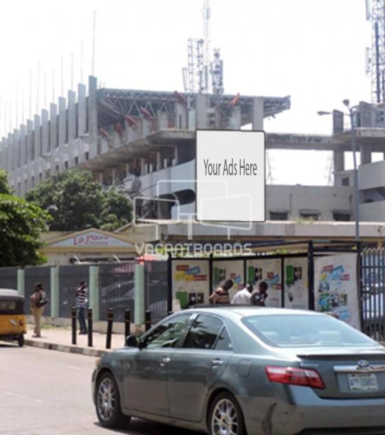 Portrait Unipole – TBS, Lagos