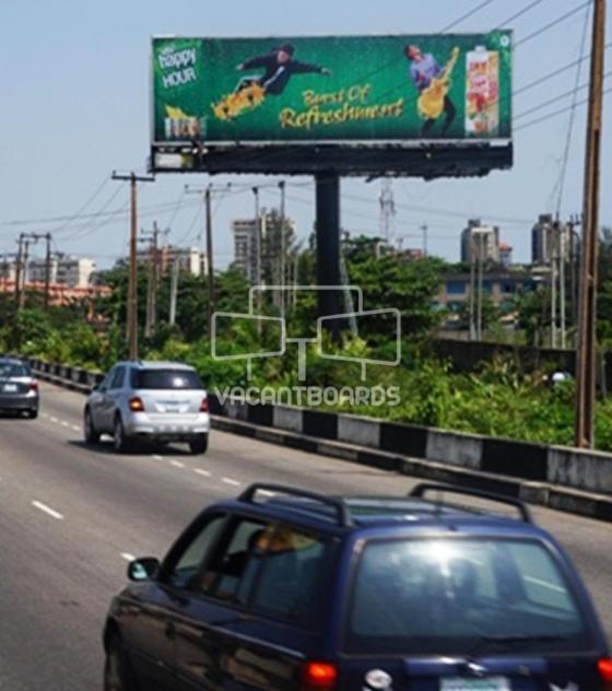 Landscape Unipole – Osborne Road Obalende, Lagos