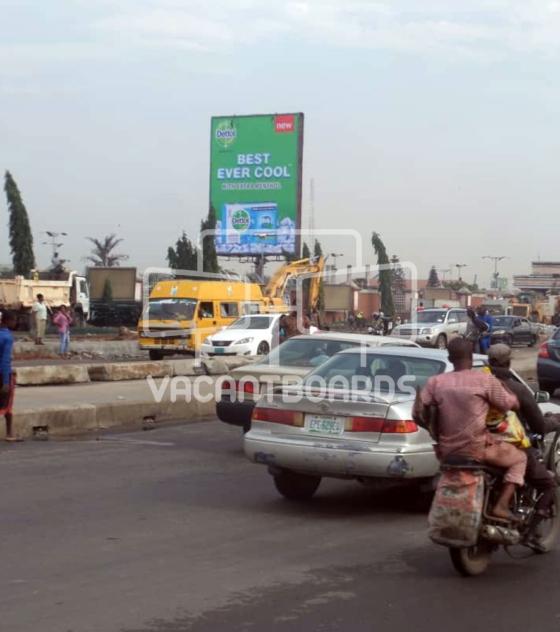 Portrait Billboard – Arena Bolade Bus Stop, Oshodi