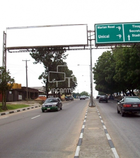 Gantry – Airport Road, Akwa Ibom