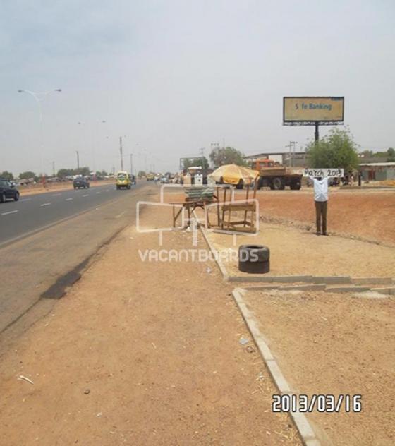 Landscape Unipole – Zaria Road, Kano