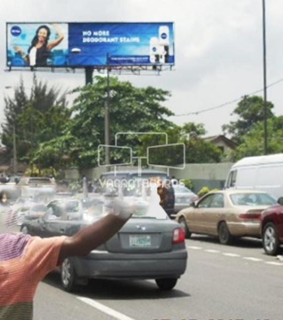 Landscape Unipole – Ojuelegba Road, Lagos