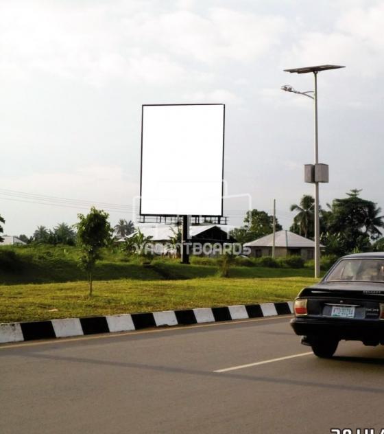 Portrait Unipole – Stadium Road, Akwa-Ibom