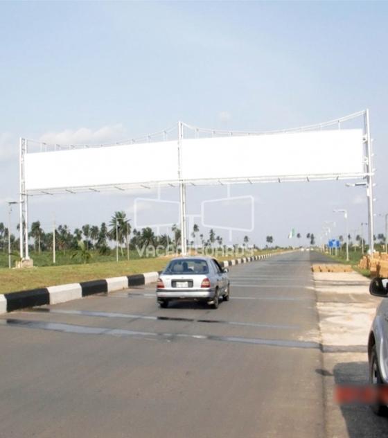Gantry – Airport Police Post, Akwa Ibom