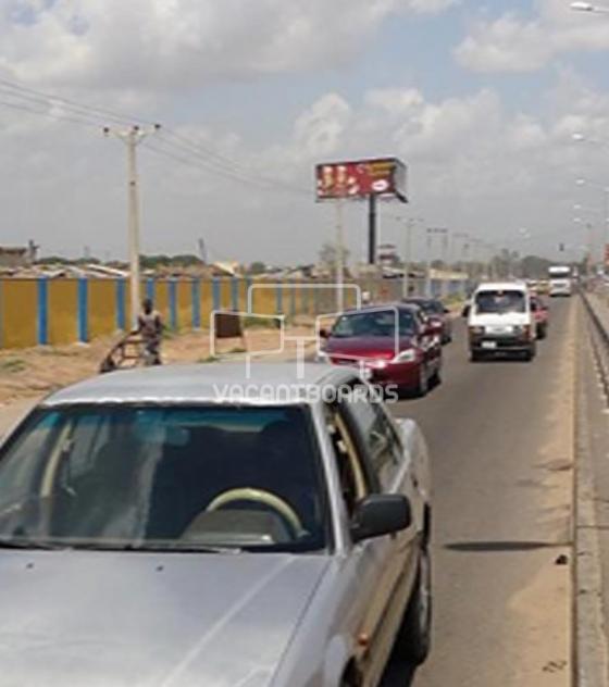 Landscape Unipole – Katsina Road, Kano