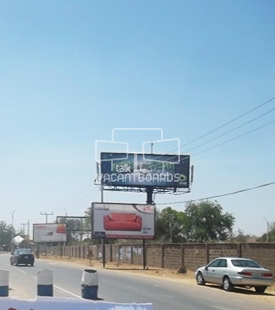 Landscape Unipole – Airport Road, Kano