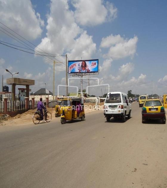 Landscape Unipole – Maiduguri Road, Kano