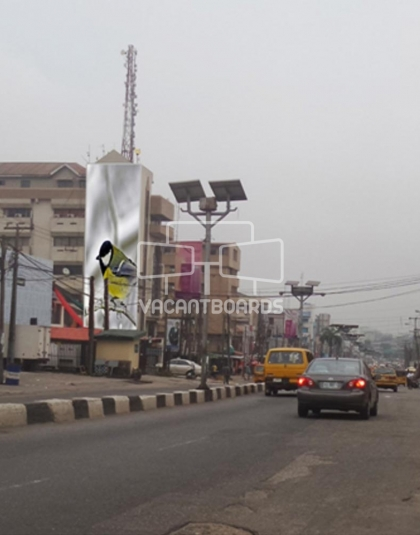 Wall Drape - Allen Avenue Ikeja, Lagos