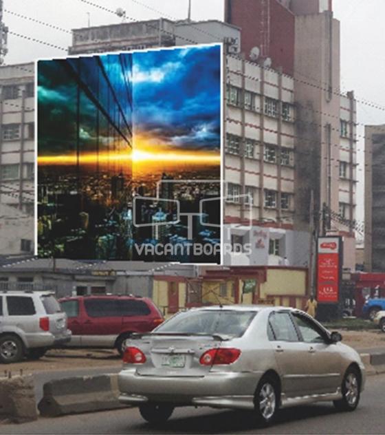 Wall Drape – Oba Akran Ikeja, Lagos