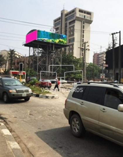 Reservoir Drapes - Osborne Road, Lagos