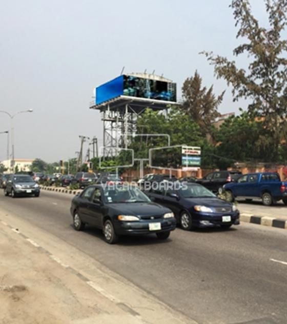 Reservoir Drapes – Osborne Road, Lagos