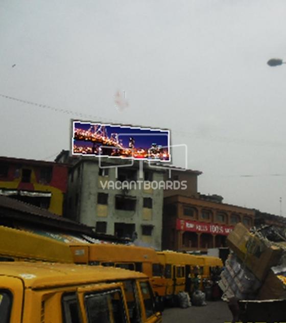 Rooftop Billboard – Apongbon, Lagos