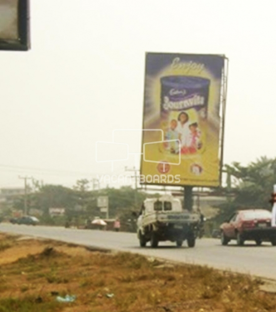 Portrait Unipole Ojoo Iwo Road, Oyo