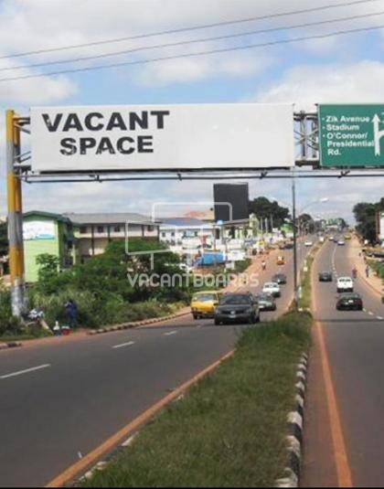 Gantry - Ogui Road, Enugu