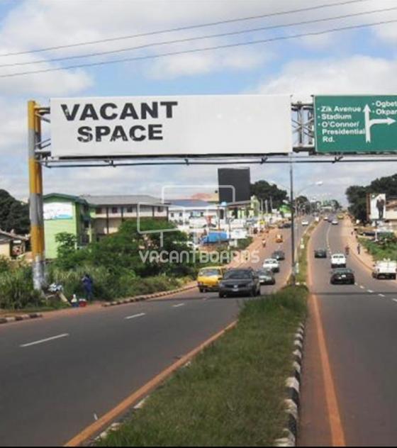 Gantry – Ogui Road, Enugu