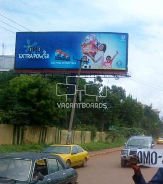 Landscape Unipole – Abakaliki Road, Enugu