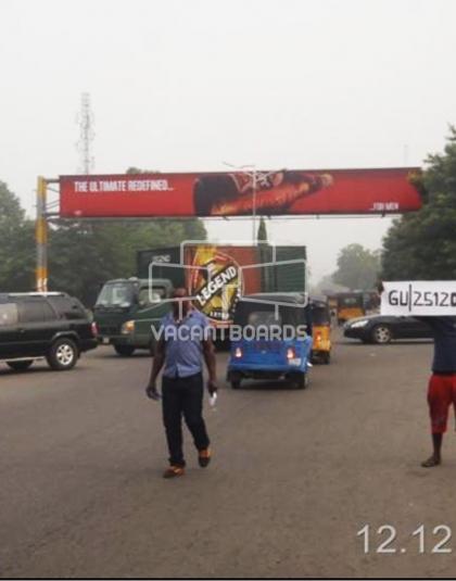 Gantry - Okigwe Road Owerri, Imo