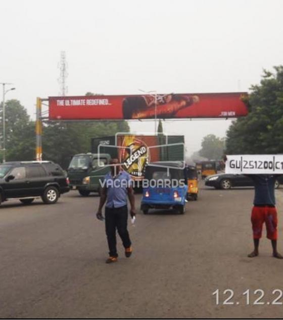 Gantry – Okigwe Road Owerri, Imo