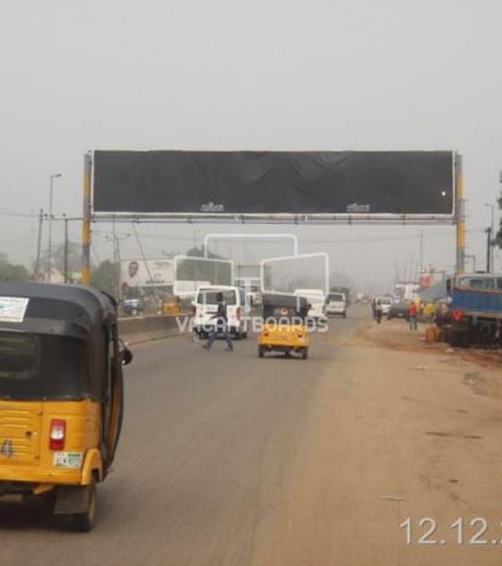 Gantry – Onitsha Road Owerri, Imo
