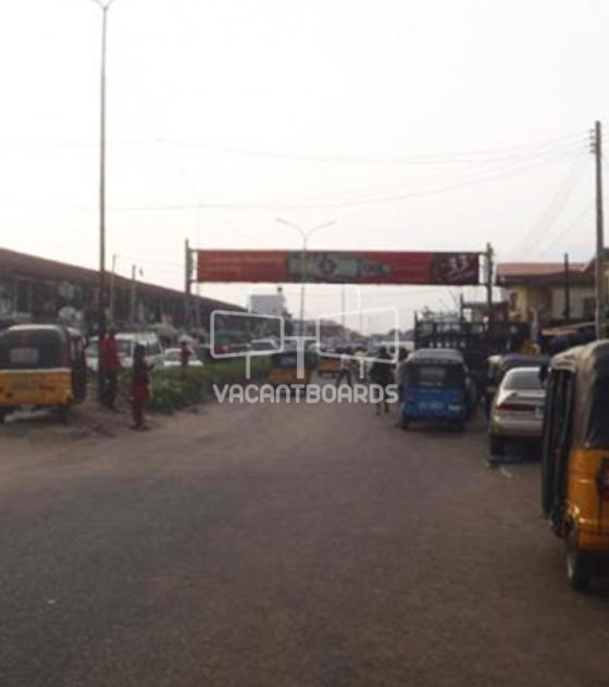 Gantry – Douglas Road Owerri, Imo