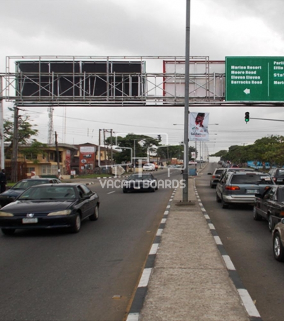 Gantry – Barracks Road, Cross River