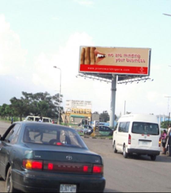 Landscape Unipole – Airport Road, Lagos