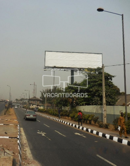 Landscape Unipole - Ojuelegba Road, Lagos