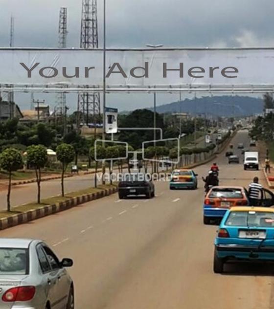 Gantry – Ilesa Road, Akure